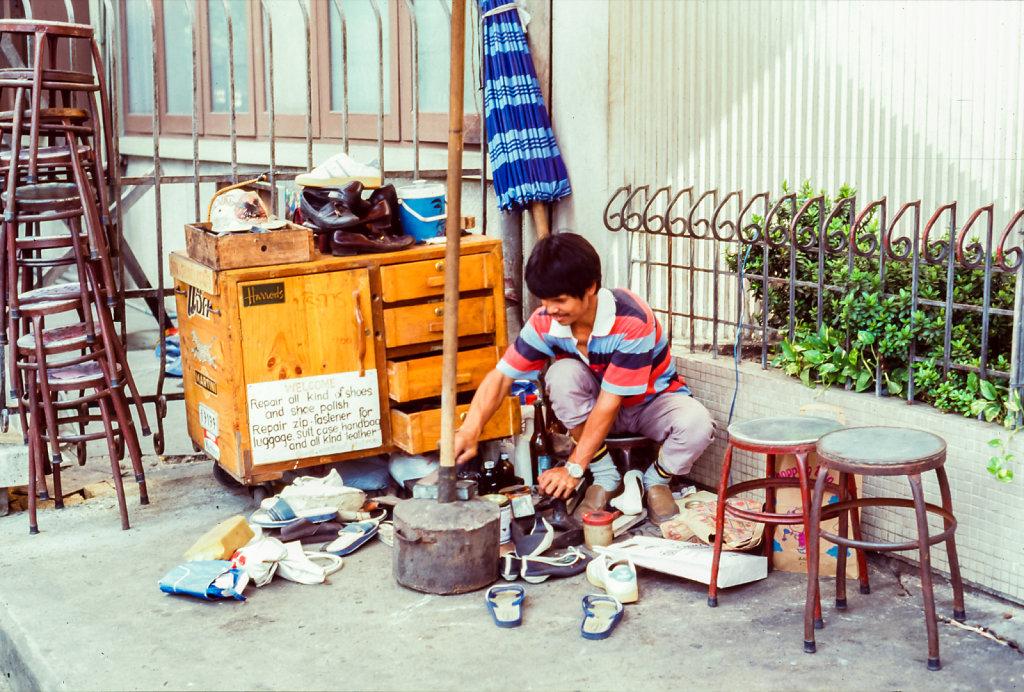 Vakantie Thailand - 1985