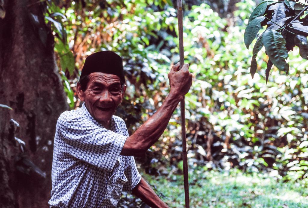 Vakantie Indonesie - 1987